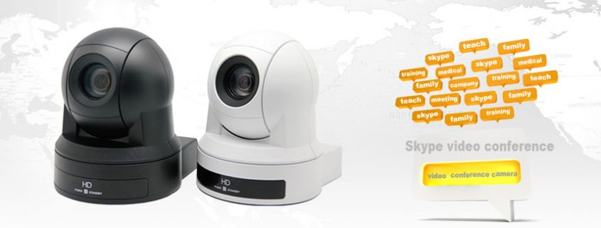 sky camera for video conference system